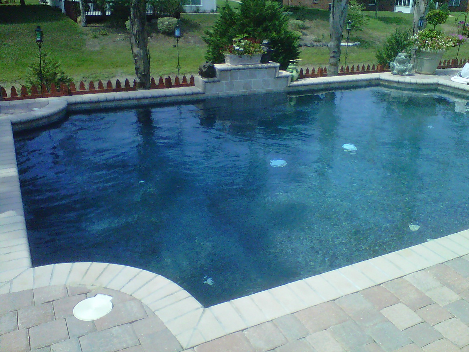 swimming pool and spa photos