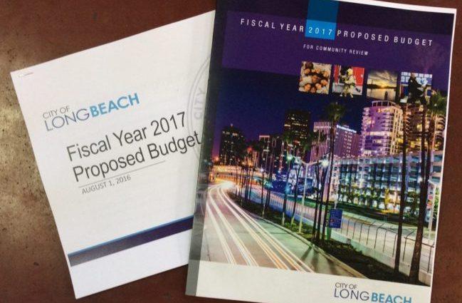2017 Long Beach Budget