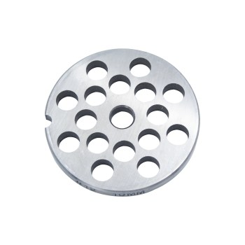 Paladin Equipment 10mm Coarse Grinding Plate For Commercial Meat Grinders
