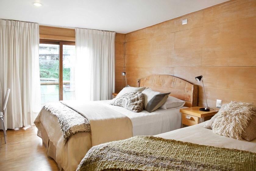 Habitaciones Dobles Palafito 1326 Hotel Boutique Castro Chiloé Chile Reservas de Alojamiento Patagonia Vacaciones