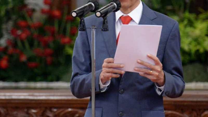 Presiden Jokowi: Prajurit Harus Ikuti Perkembangan Zaman untuk Hadapi Tantangan Global