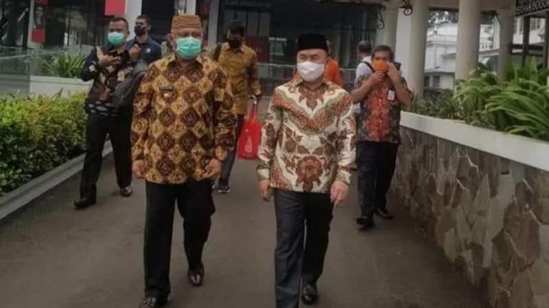 Gubernur Kalteng Hadiri RPP APBD 2020 Bersama Presiden Dan Gubernur se-Indonesia.