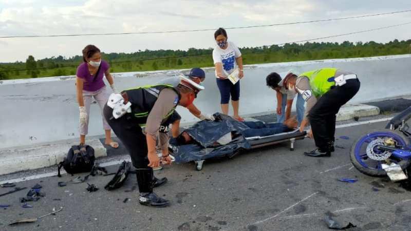 Jembatan Nusa Memakan Korban !