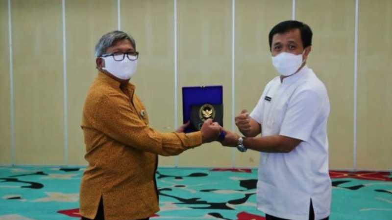 Pemkot Tangsel Siap Laksanakan Pilkada Ditengah Pandemi Covid-19