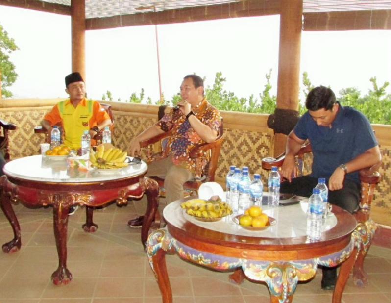 Ketum Partai Berkarya Tommy Soeharto Minta Sktruktur Front Nasional Berkarya Sampai Ke Daerah