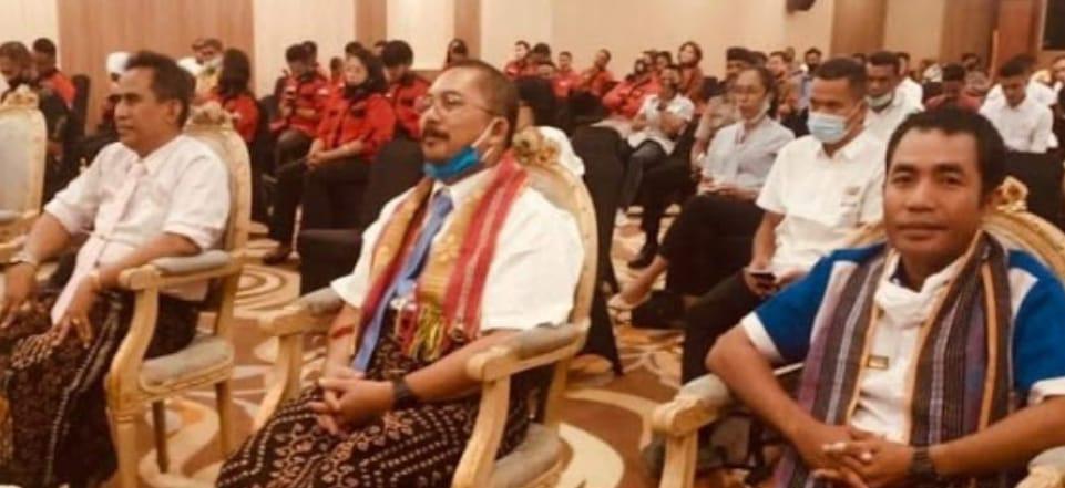 Ketua Umum DPP MOI Lantik Pengurus DPW MOI NTT, Kibarkan Bendera Petaka MOI Keseluruh Nusantara.