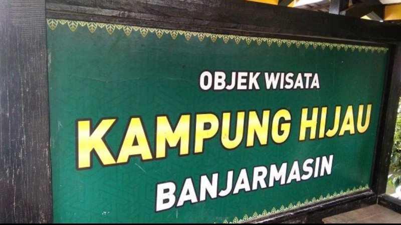 Primadona Kampung Hijau Objek Wisata Kelurahan Sungai Bilu