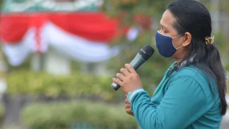 Pekerja Sosial SLRT Sampaikan Apresiasi Para Gubernur Kalteng