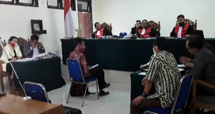 Sidang Lanjutan PPDI Hadirkan Ketua DPRD Bartim