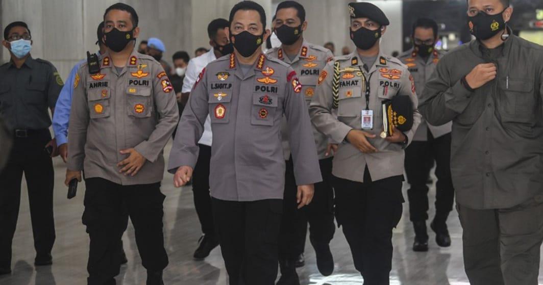 Polri Janji UU ITE Akan Diterapkan Secara Selektif, Ini Kata Jendral Pol. Listyo Sigit Prabowo