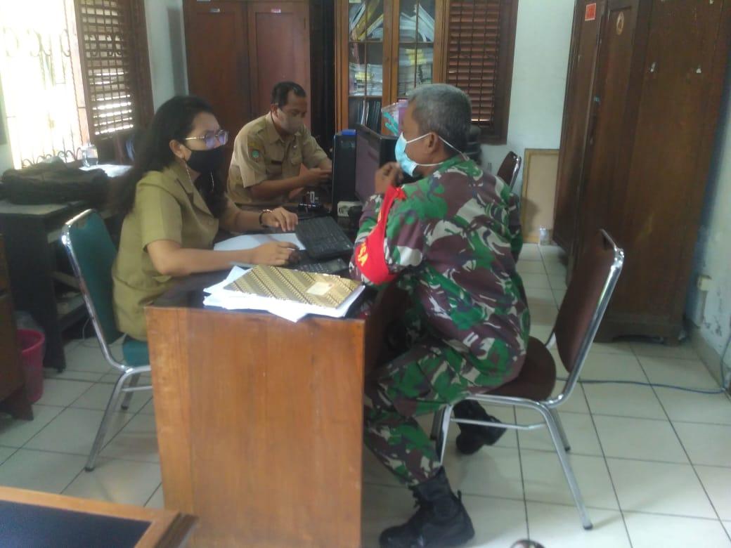 Serka Aris, TNI Adalah Anak Kandung Rakyat