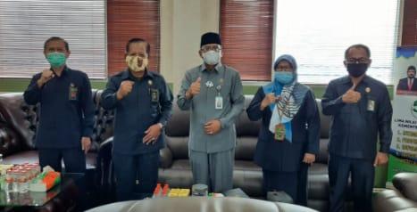 Kemenag dan Pengadilan Agama Prov. Kalteng Komitmen Jalin Kerjasama