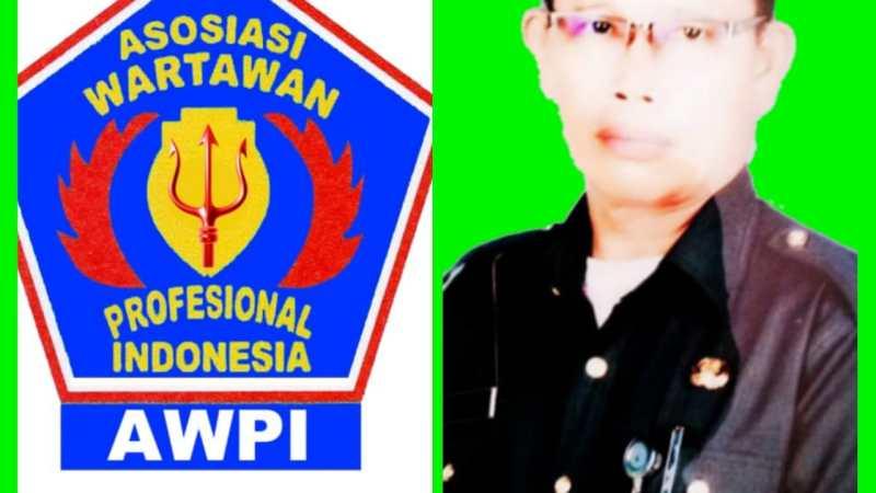 Keluarga Besar DPD AWPI Kalteng Mengutuk Keras Penembakan Wartawan.