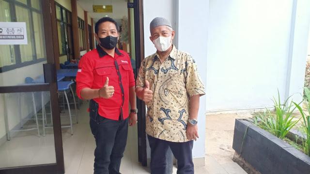 Dukungan DPD Kalteng Untuk Ketua DPC AWPI Lampung Utara, Ini Beritanya.