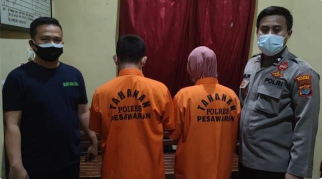 Dua Perangkat Desa Diciduk Polisi Karena Korupsi Dana Desa Tahun 2017