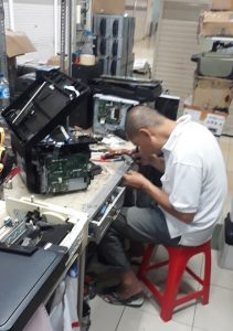 Pusat Service Printer Ups Power Supply Cpu Scanner