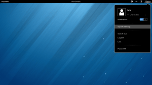 Gnome 3 Settings