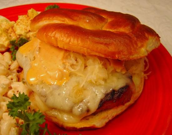 German Burger