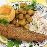 St. Louis Style Jack Salmon #FishFridayFoodies