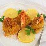 Crab Stuffed Shrimp #FishFridayFoodies