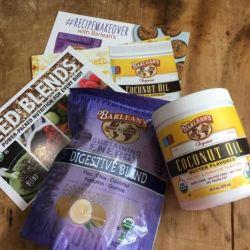 Barlean's Product Samples