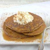 Powerhouse Pumpkin Pancakes