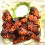 Dry Rub Buffalo Wings