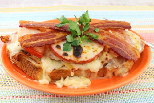 Hot Brown Sandwich