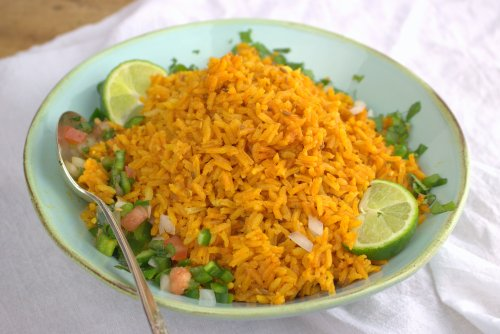 Mexican Restaurant Rice