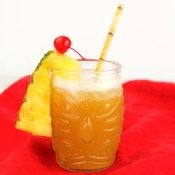 Pineapple Mai Tai
