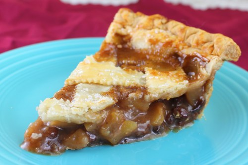 Apple Mincemeat Pie