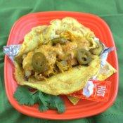 Naked Egg Breakfast Tacos