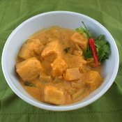 Thai Pumpkin Curry
