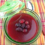 Jellied Cranberry Sauce