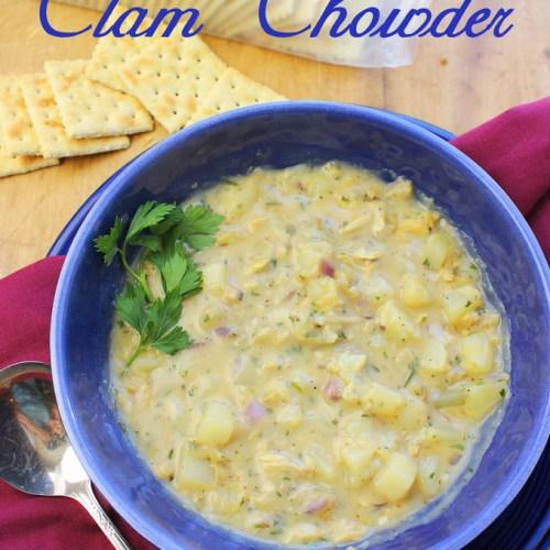 Mom's Clam Chowder