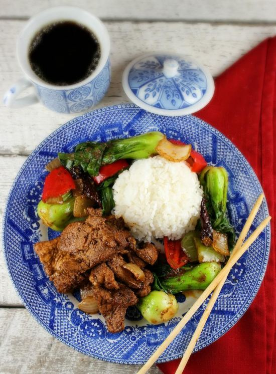 Szechuan Twice-Cooked Pork
