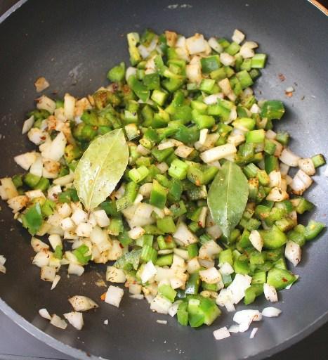 Vegetable Saute