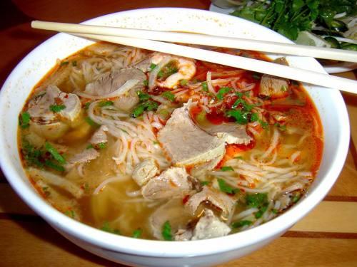hu tieu tom thit sate shrimp and pork sate noodle soup