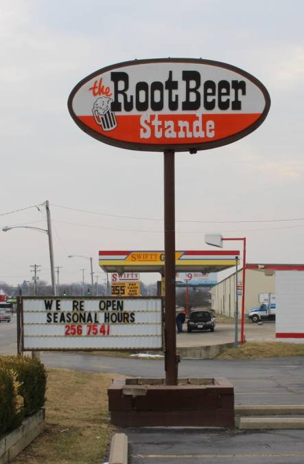 the root beer stande