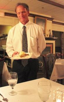 Attentive Waiter