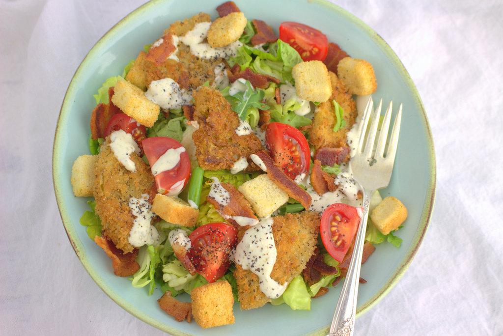 BLT salad Archives