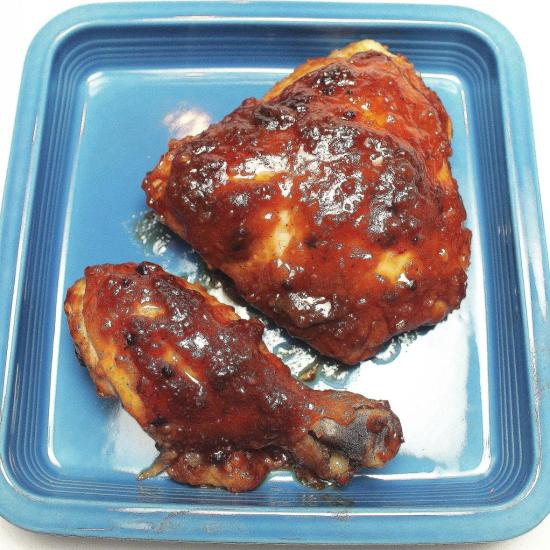 Catalina Cranberry Chicken