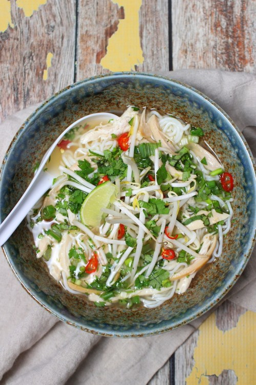 Cheat 'n' Eat Vietnamese Soup