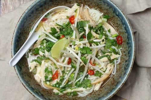 Cheat 'n' Eat Vietnamese Soup