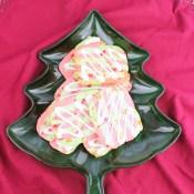 Cherry-Pistachio Icebox Cookies