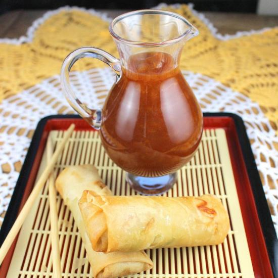 Chinese Plum Sauce (Sweet and Sour)