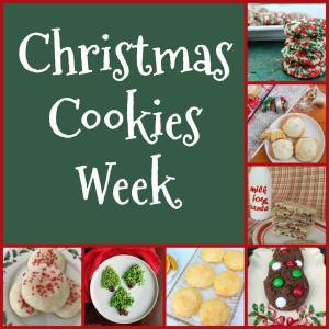 Christmas Cookies Week 2017