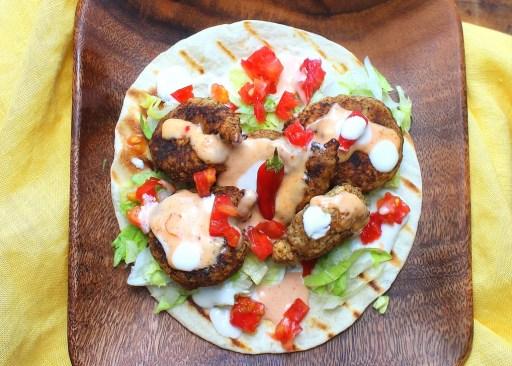 Copycat Bang Bang Shrimp Tacos