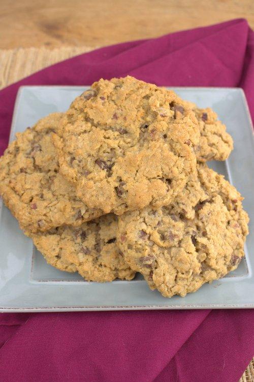 Bush Family Cowboy Cookies