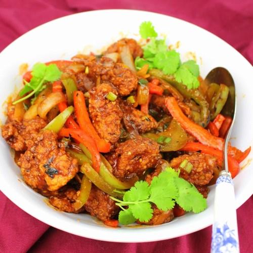 Fish Bhuna